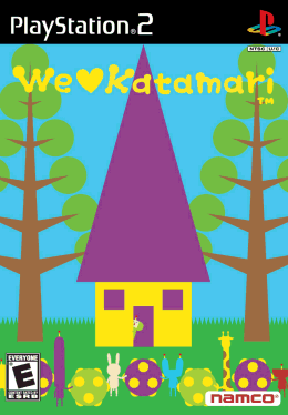 We love katamari box art.png