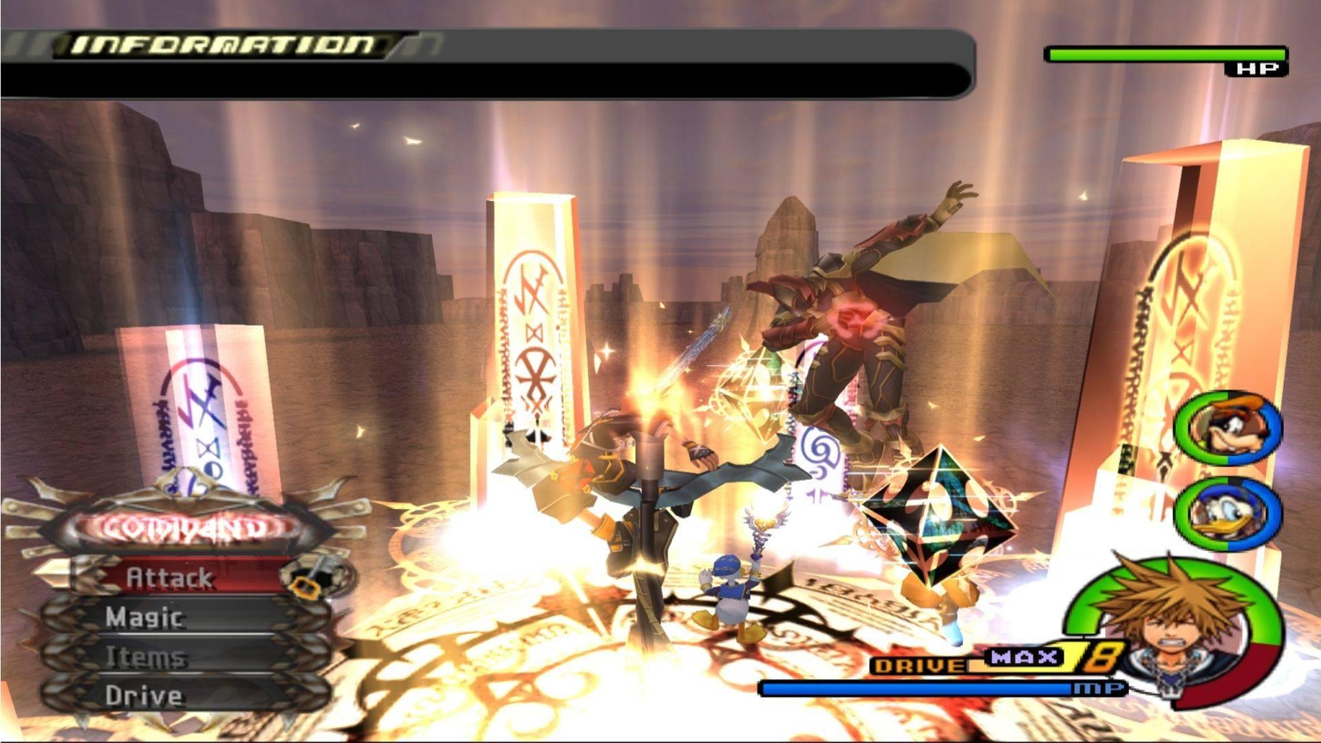 Kingdom Hearts II: Final Mix - PCSX2 Wiki