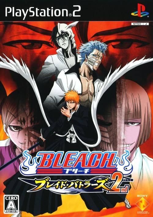 bleach blade battlers 2 pcsx2