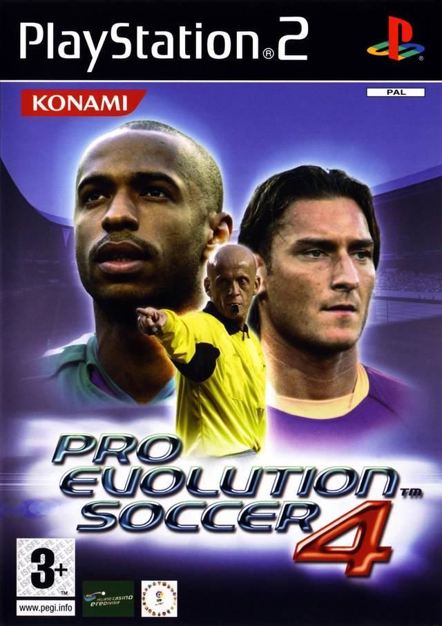 World Soccer Winning Eleven 8 International - PCSX2 Wiki
