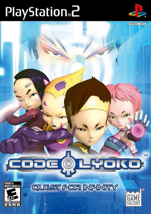 Code Lyko-Quest For Infinity.jpg