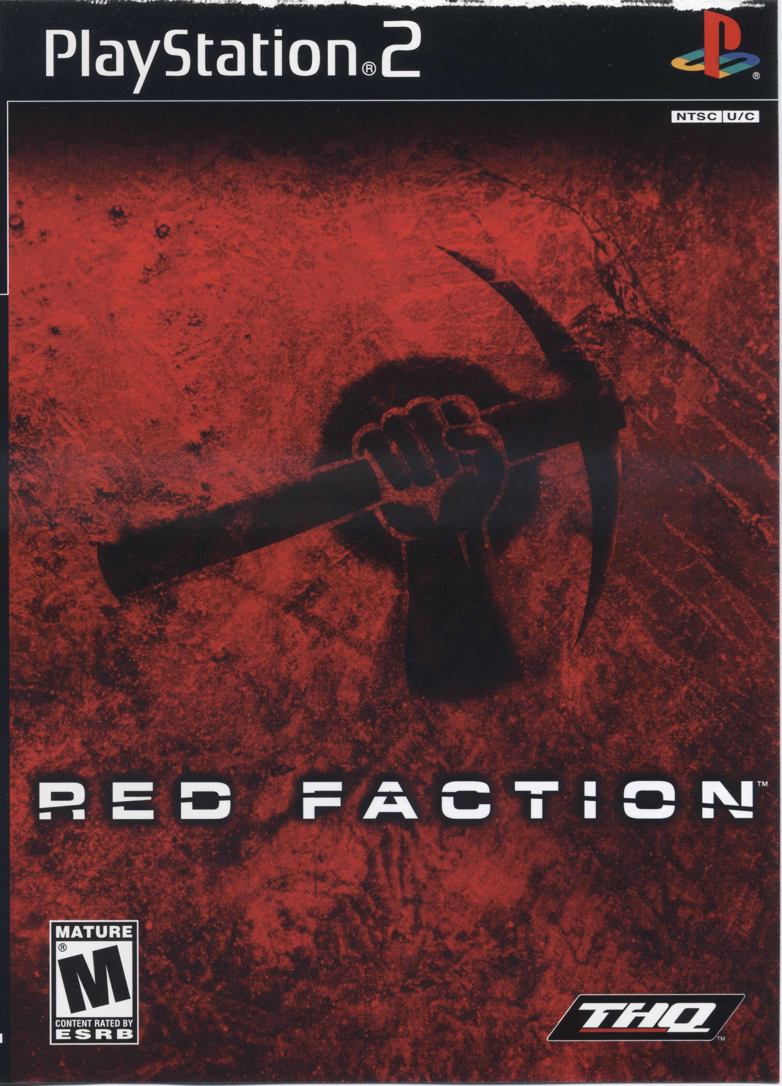 Red Faction - PCSX2 Wiki