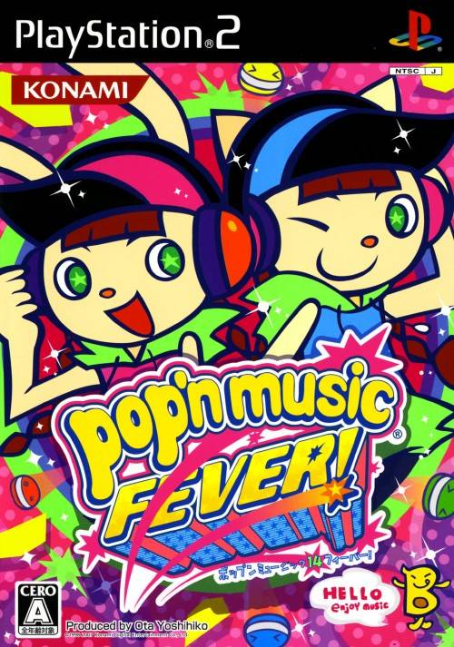 Cover Pop n Music 14 Fever!.jpg