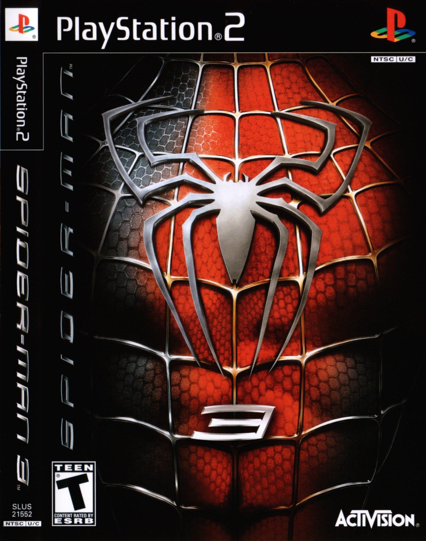 Spider-Man 3 - PCSX2 Wiki