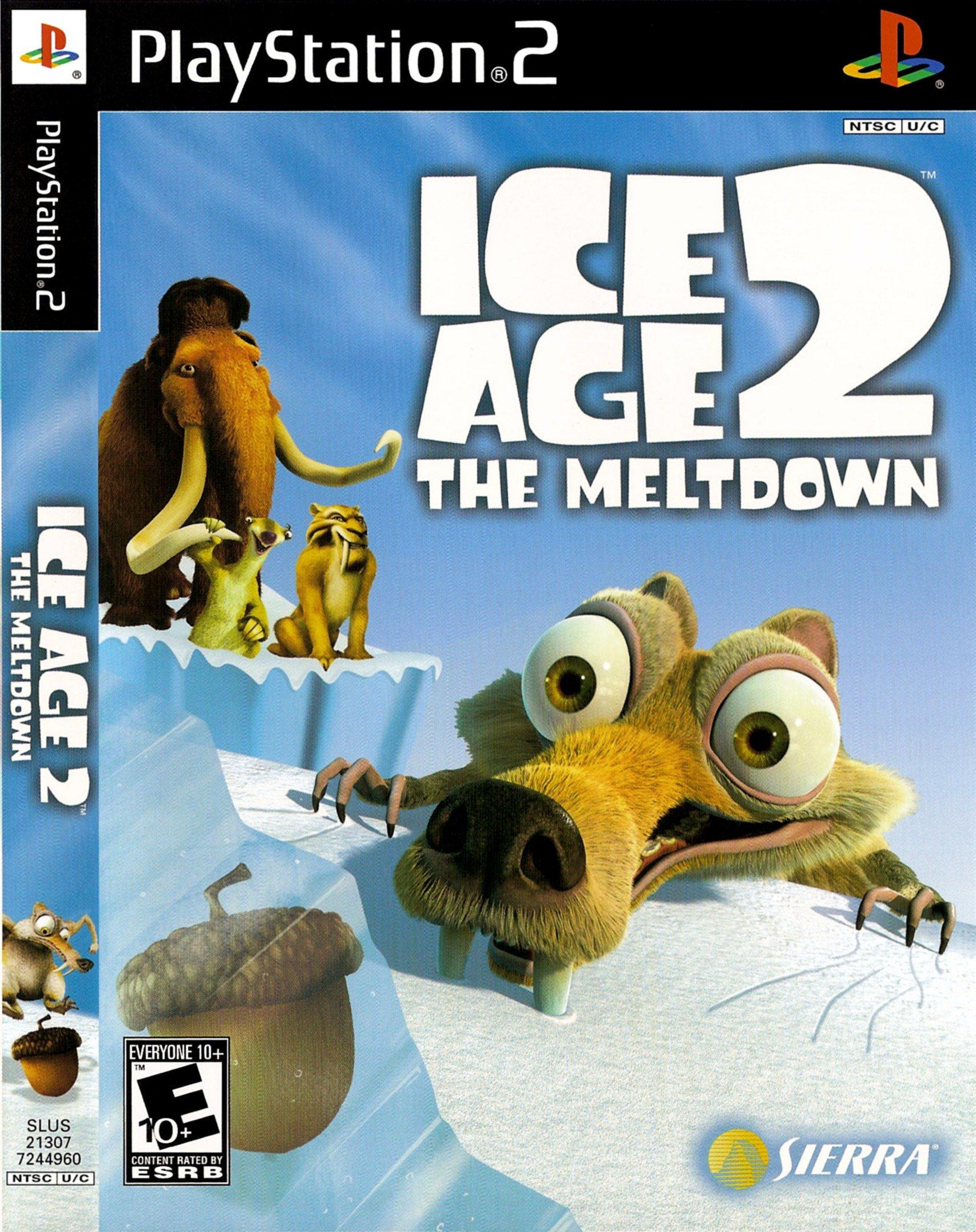 Ice Age 2: The Meltdown - PCSX2 Wiki