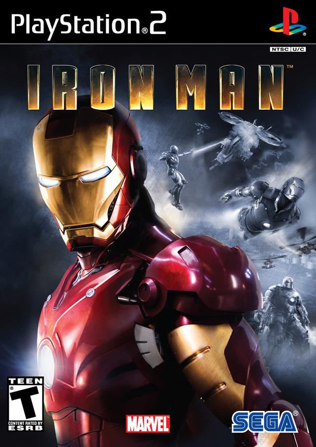 Iron Man - PCSX2 Wiki