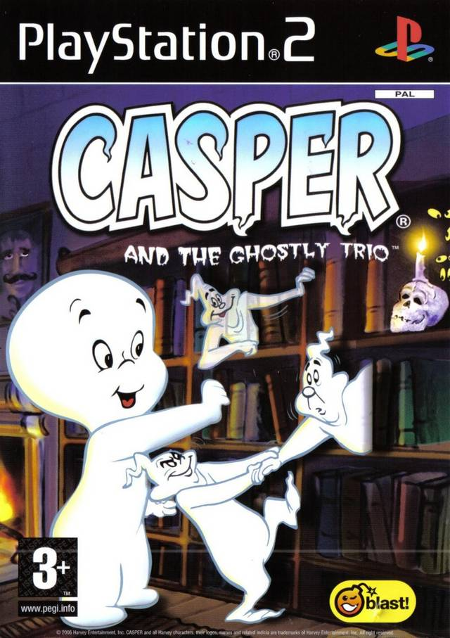 Cover Casper and The Ghostly Trio.jpg