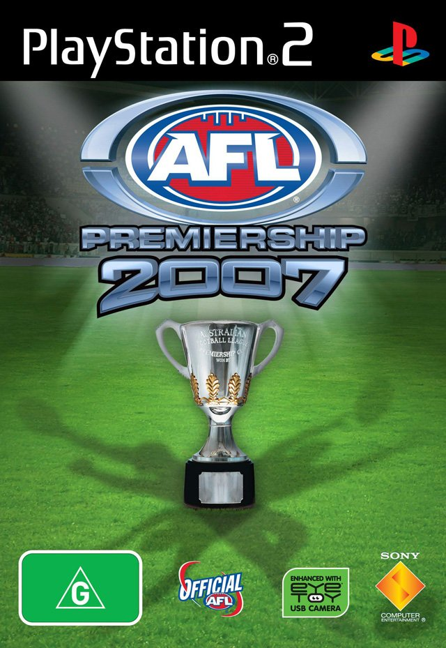 Cover AFL Premiership 2007.jpg
