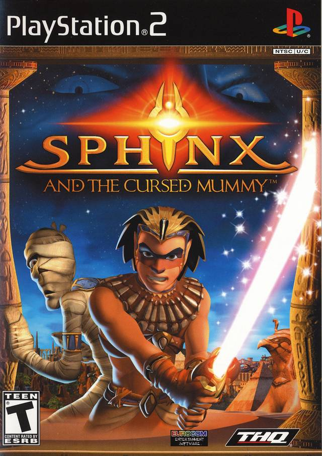 Sphinx and the Cursed Mummy NTSC-U.jpg