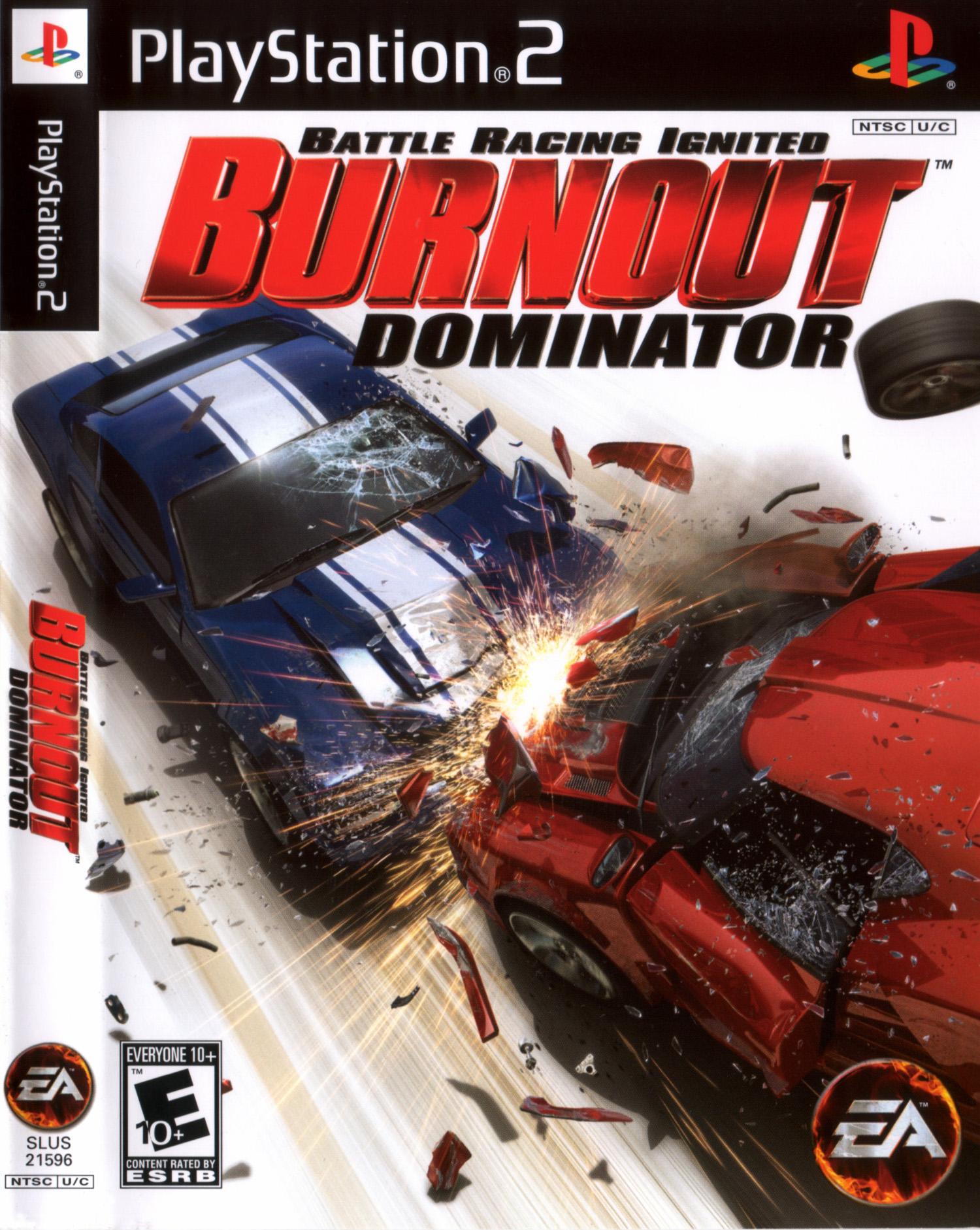 Burnout Dominator - PCSX2 Wiki