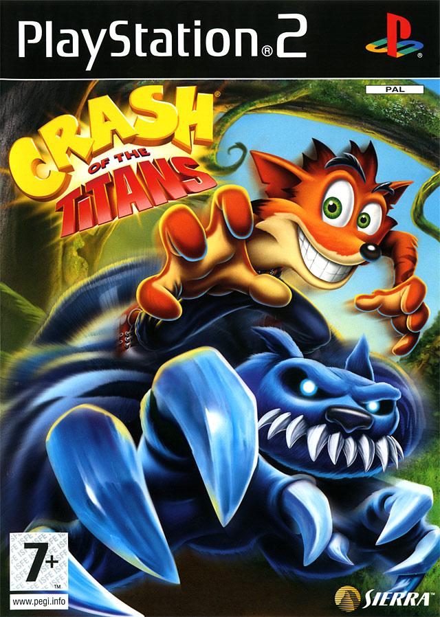 Crash of the Titans - PCSX2 Wiki
