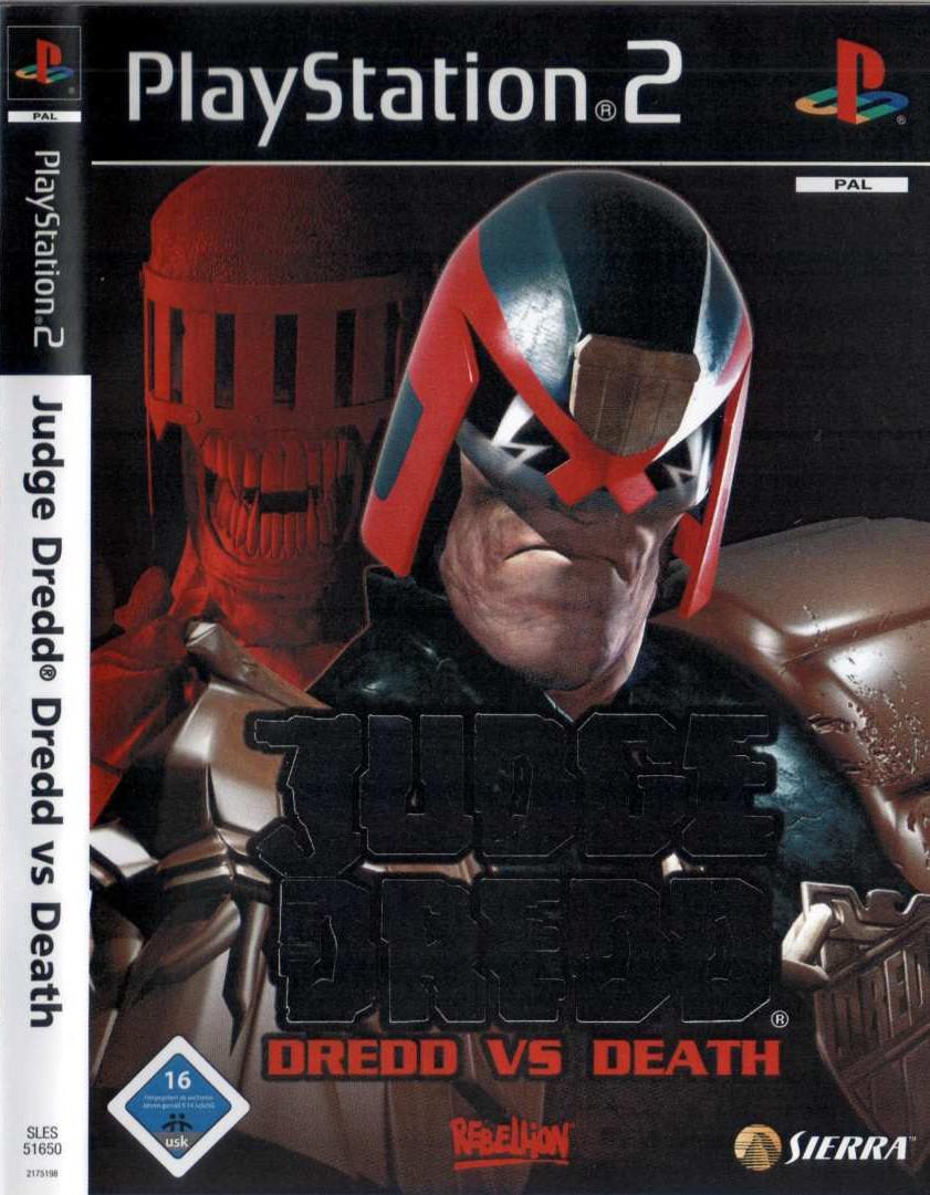 Judge Dredd: Dredd VS Death - PCSX2 Wiki