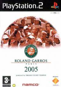 Cover Roland Garros 2005 Powered by Smash Court Tennis.jpg