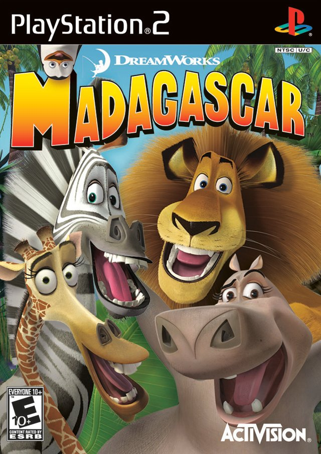 Cover DreamWorks Madagascar.jpg