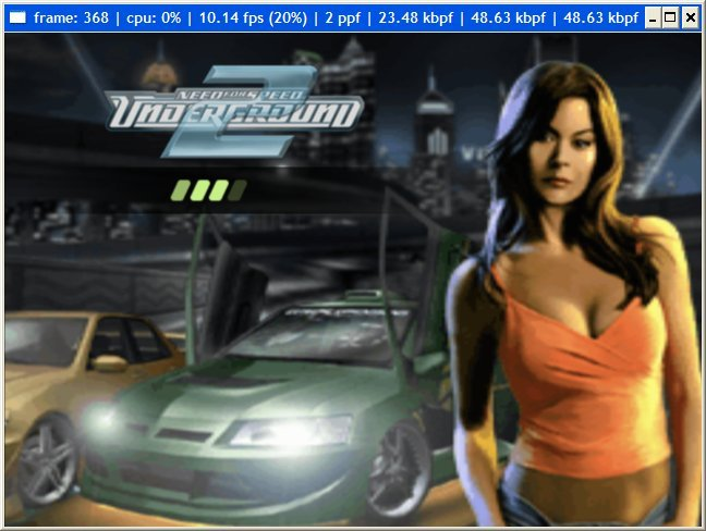 Need for Speed Underground 2 - PCSX2 Wiki
