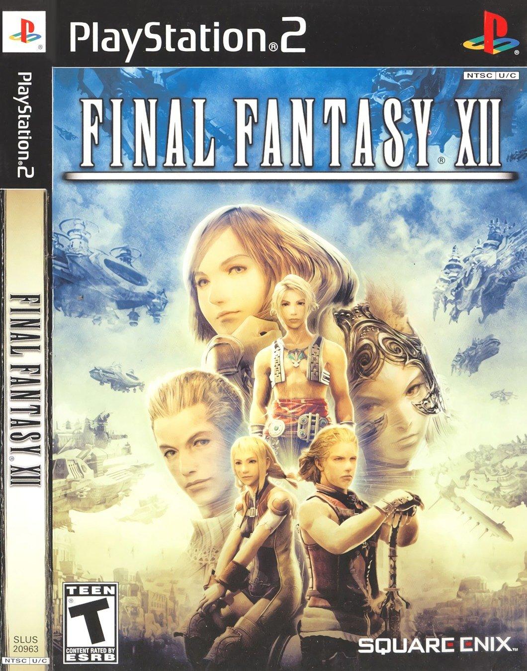 Final Fantasy XII - PCSX2 Wiki