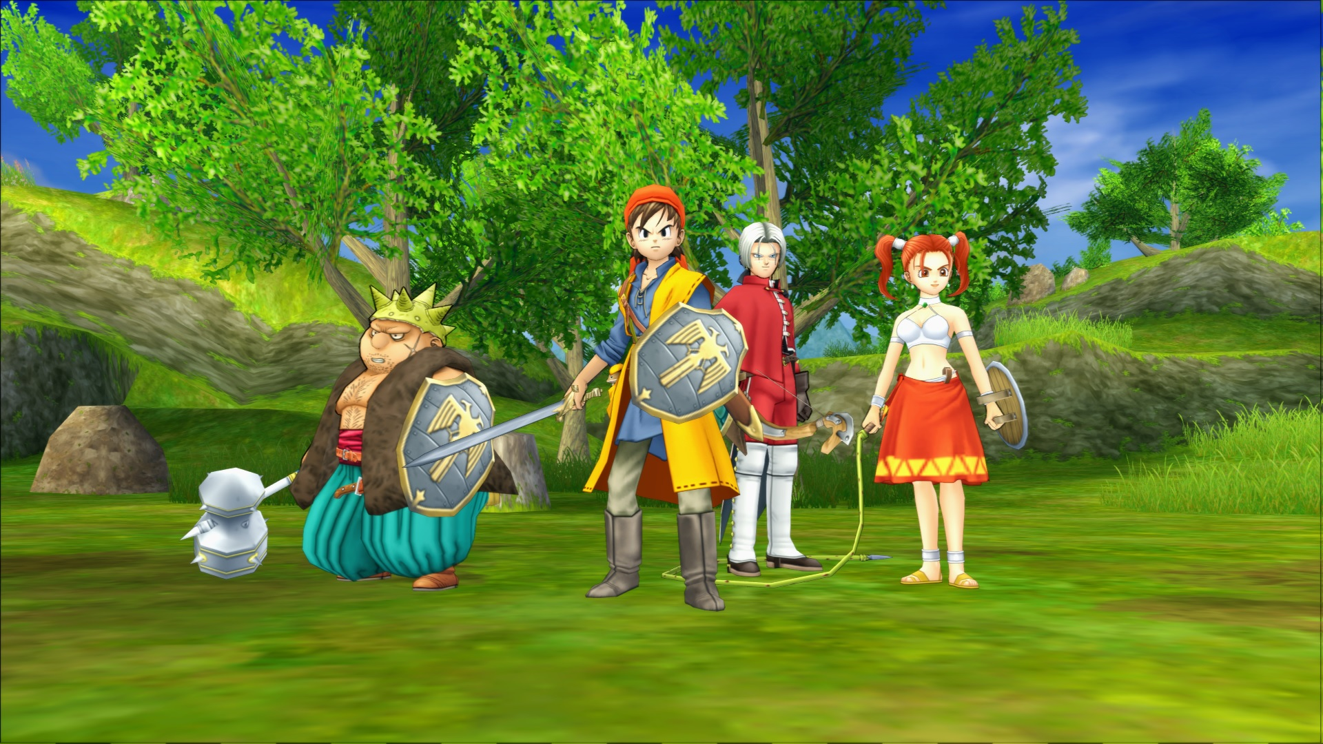 Dragon Quest VIII: Journey of the Cursed King - PCSX2 Wiki