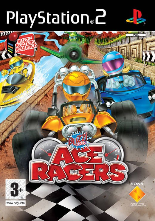 Cover Buzz! Junior Ace Racers.jpg