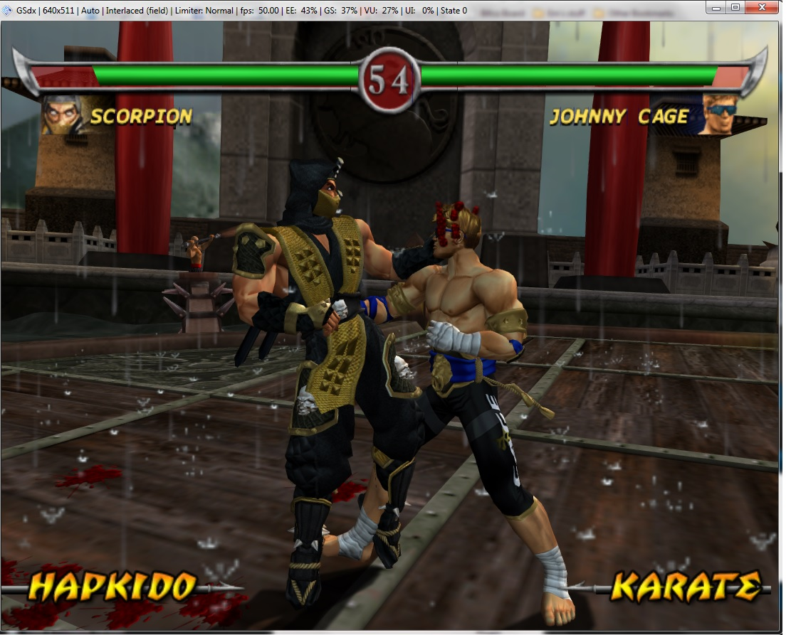 Mortal Kombat: Deadly Alliance - PCSX2 Wiki