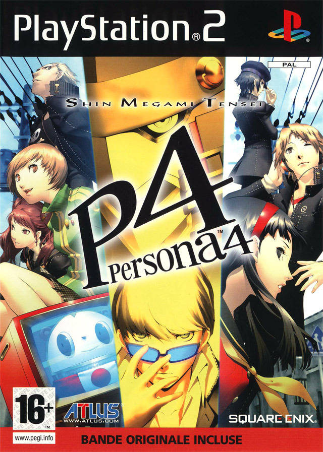 Shin Megami Tensei: Persona 4 - PCSX2 Wiki