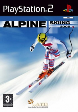 Cover Alpine Skiing 2005.jpg