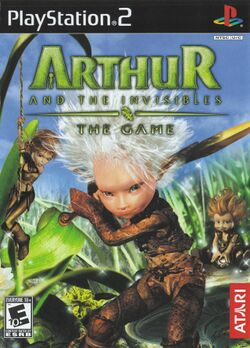 Cover Arthur and the Invisibles.jpg