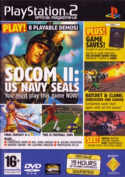 official playstation 2 magazine demo 45 pcsx2 wiki