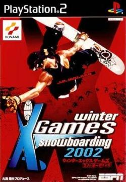 ESPN Winter X-Games Snowboarding 2002 - PCSX2 Wiki