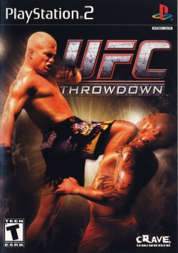 Cover Ultimate Fighting Championship Throwdown.jpg