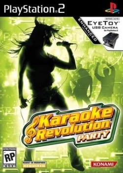 Cover Karaoke Revolution Party.jpg
