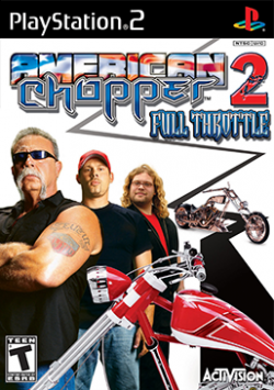 American Chopper 2 - Full Throttle Coverart.png