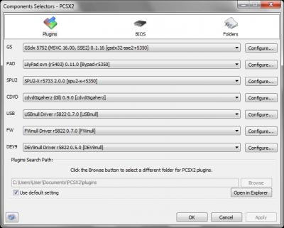 pcsx2 best controller plugin