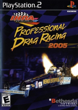 Cover IHRA Professional Drag Racing 2005.jpg