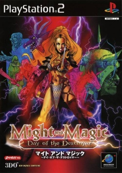Cover Might and Magic Day of the Destroyer.jpg