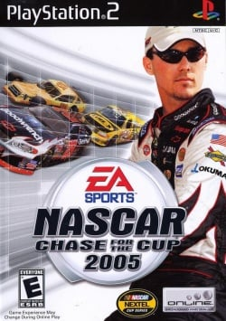 Cover NASCAR 2005 Chase for the Cup.jpg