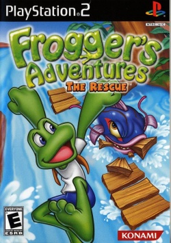 Cover Frogger s Adventures The Rescue.jpg