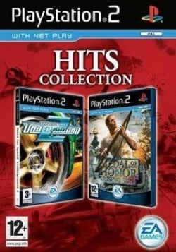Cover Hits Collection Need For Speed Underground 2 Medal of Honour Rising Sun.jpg