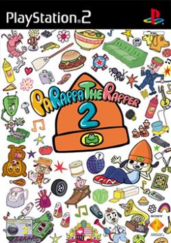 Parappa  Food Court Scratch Games