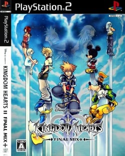 kingdom hearts 2 pcsx2