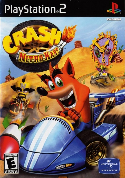 File:Crash Nitro Kart Coverart.jpg