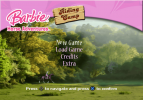 Barbie horse riding - menu.png