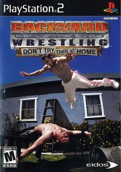 Backyard Wrestling- Don't Try This at Home Boxart.jpg