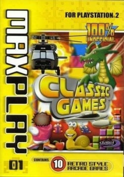 Cover MaxPlay Classic Games Volume 1.jpg