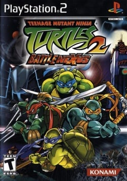 Teenage Mutant Ninja Turtles 2: Battle Nexus - PCSX2 Wiki