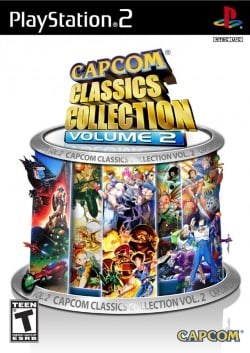 Cover Capcom Classics Collection Volume 2.jpg