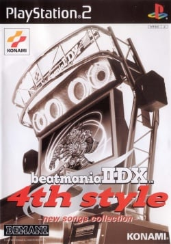 Cover BeatMania IIDX 4th Style New Songs Collection.jpg