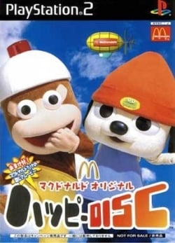 McDonald's Original Happy Disc.jpeg