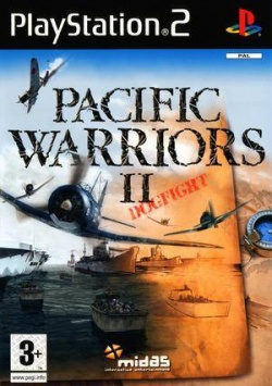 Pacific Warriors II: Dogfight - PCSX2 Wiki