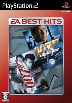 James Bond 007 Everything or Nothing & Nightfire.jpg
