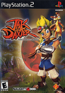Jak and Daxter - The Precursor Legacy Coverart.png